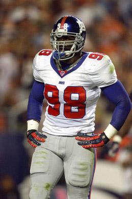 2003 New York Giants Season