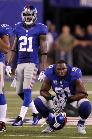 2012 New York Giants Season
