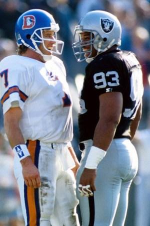 1993 Los Angeles Raiders Season