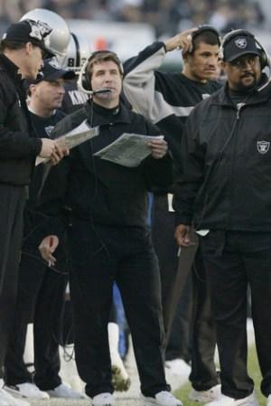 2002 Oakland Raiders Season