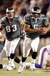 2001 Philadelphia Eagles Season