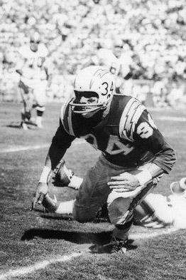 1961 San Diego Chargers Season