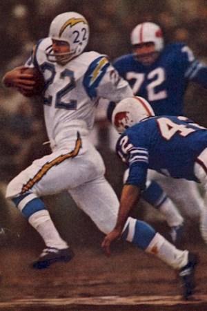 1964 San Diego Chargers Season