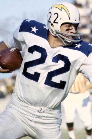 1965 San Diego Chargers Season