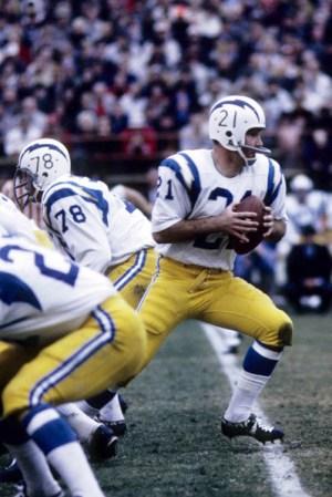 1966 San Diego Chargers Season