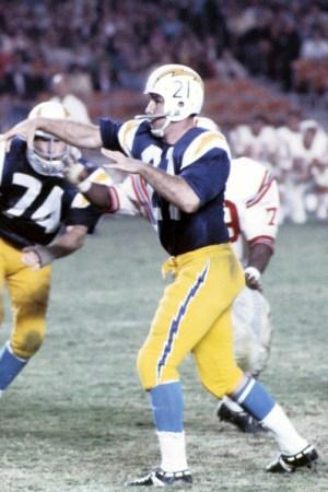 1967 San Diego Chargers Season