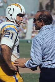 1971 San Diego Chargers Season