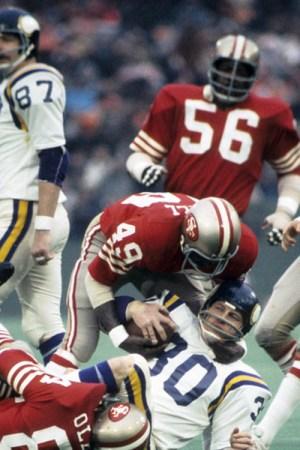 1972 San Francisco 49ers Season