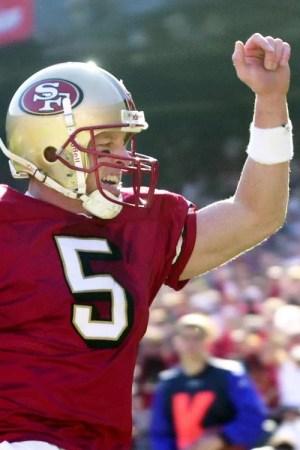 2000 San Francisco 49ers Season
