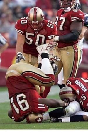 2004 San Francisco 49ers Season