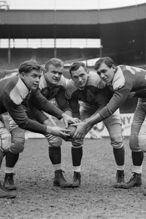 1939 Cleveland Rams Season