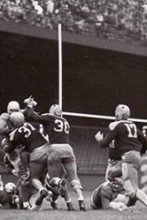 1941 Cleveland Rams Season