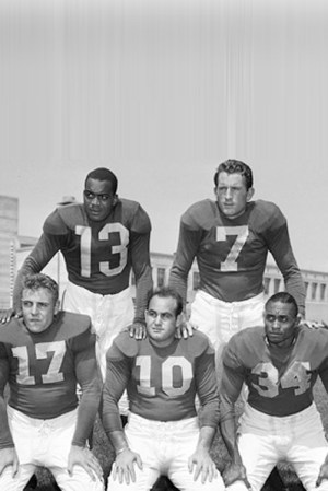 1946 Los Angeles Rams Season