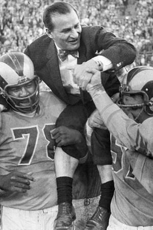 1955 Los Angeles Rams Season