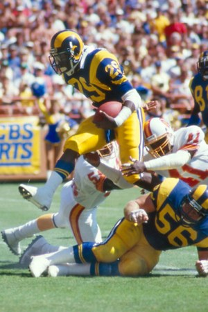 1987 Los Angeles Rams Season