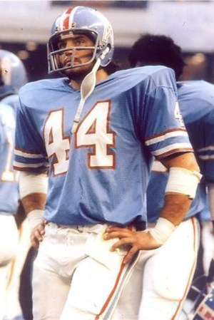 1973 Houston Oilers Season