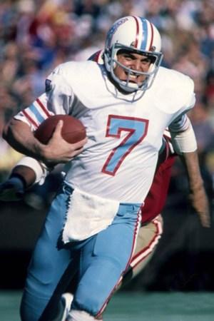 1975 Houston Oilers Season