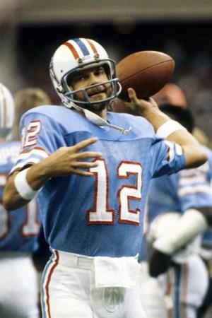 1977 Houston Oilers Season
