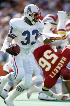 1986 Houston Oilers Season