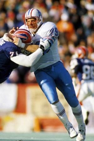 1989 Houston Oilers Season