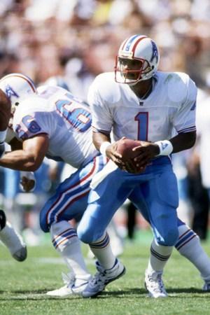1992 Houston Oilers Season