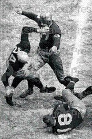 1936 Boston Redskins Season