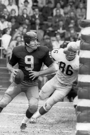 1964 Washington Redskins Season