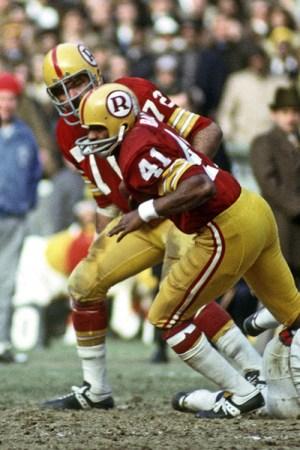 1971 Washington Redskins Season