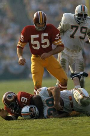 1973 Washington Redskins Season