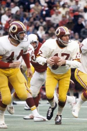 1976 Washington Redskins Season