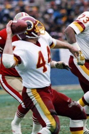 1983 Washington Redskins Season