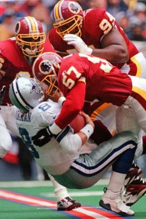 1996 Washington Redskins Season
