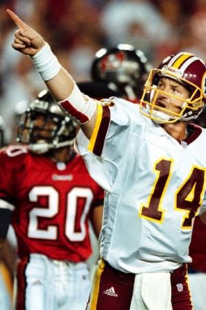 2001 Washington Redskins Season