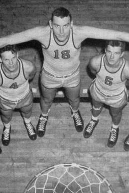 1954 Milwaukee Hawks Season