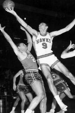1956 St. Louis Hawks Season
