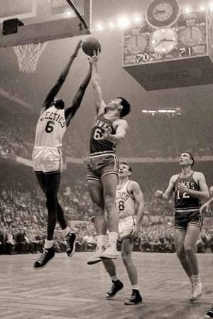 1957 St. Louis Hawks Season