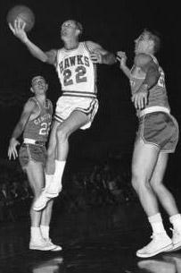 1959 St. Louis Hawks Season