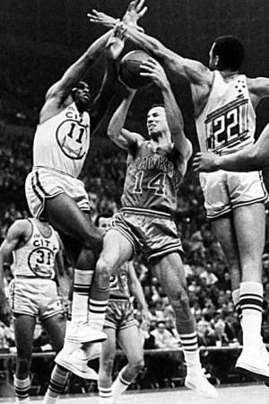 1960 St. Louis Hawks Season