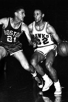 1961 St. Louis Hawks Season