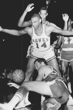 1963 St. Louis Hawks Season