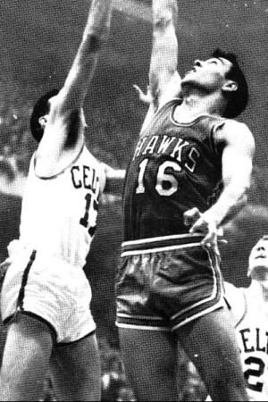 1964 St. Louis Hawks Season