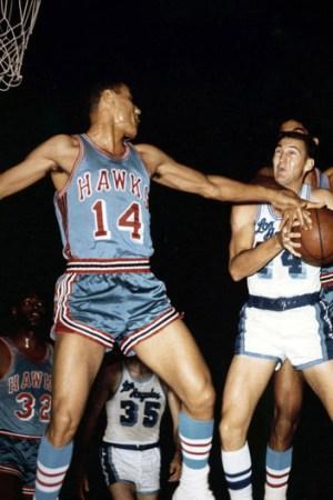 1965 St. Louis Hawks Season