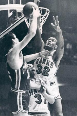 1966 St. Louis Hawks Season