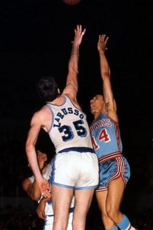 1967 St. Louis Hawks Season