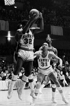 1968 St. Louis Hawks Season