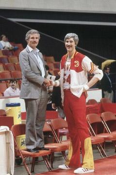1976 Atlanta Hawks Season