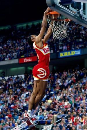 1987 Atlanta Hawks Season