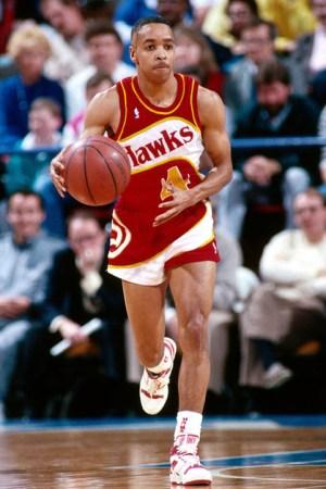 1991 Atlanta Hawks Season