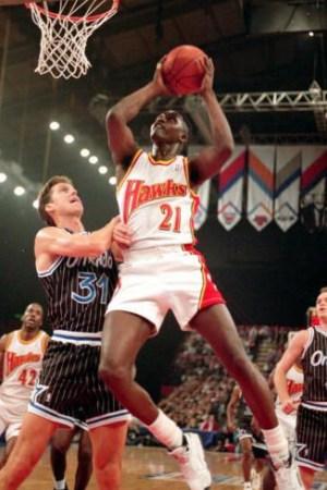 1993 Atlanta Hawks Season