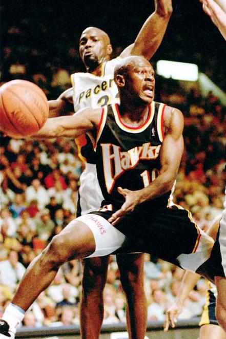 1995 Atlanta Hawks season